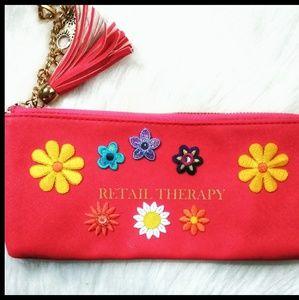 RARE Fun Colorful FESTIVAL Whimsical Bag!